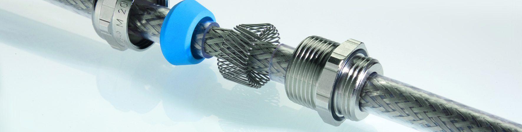 Blueglobe EMC kabelforskruninger